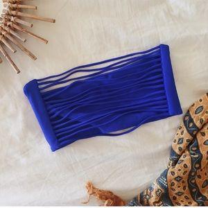 Mikoh Swim - Mikoh strappy bandeau top